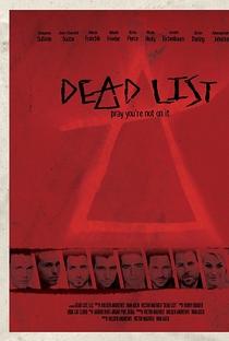 Assistir Dead List: Sua Hora Chegou Online Grátis Dublado Legendado (Full HD, 720p, 1080p) | Holden Andrews