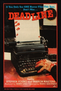 Assistir Deadline Online Grátis Dublado Legendado (Full HD, 720p, 1080p) | Mario Azzopardi | 1984