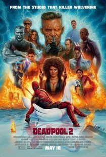 Assistir Deadpool 2 Online Grátis Dublado Legendado (Full HD, 720p, 1080p) | David Leitch | 2018