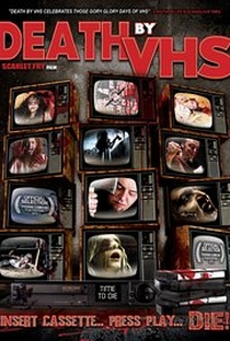 Assistir Death by VHS Online Grátis Dublado Legendado (Full HD, 720p, 1080p) | David Sabal
