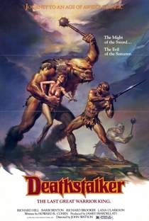 Assistir Deathstalker: O Guerreiro Invencível Online Grátis Dublado Legendado (Full HD, 720p, 1080p) | James Sbardellati | 1983