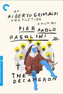 Assistir Decameron Online Grátis Dublado Legendado (Full HD, 720p, 1080p)   Pier Paolo Pasolini   1971