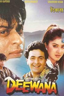 Assistir Deewana - Loucamente Apaixonado Online Grátis Dublado Legendado (Full HD, 720p, 1080p) | Raj Kanwar | 1992