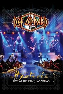 Assistir Def Leppard - Viva! Hysteria, Live at The Joint - Las Vegas Online Grátis Dublado Legendado (Full HD, 720p, 1080p)      2013