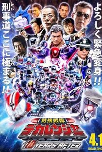 Assistir Dekaranger - O Filme: 10 Anos Depois Online Grátis Dublado Legendado (Full HD, 720p, 1080p)   Noboru Takemoto   2015