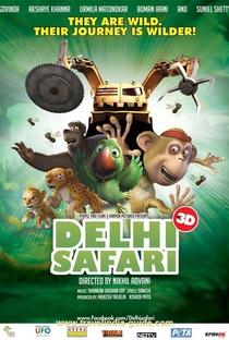 Assistir Delhi Safari Online Grátis Dublado Legendado (Full HD, 720p, 1080p)   Nikkhil Advani   2012