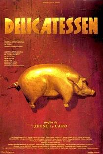 Assistir Delicatessen Online Grátis Dublado Legendado (Full HD, 720p, 1080p) | Jean-Pierre Jeunet