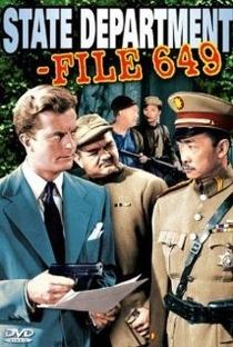 Assistir Departamento de Estado Oriente 649 Online Grátis Dublado Legendado (Full HD, 720p, 1080p) | Sam Newfield (I) | 1949