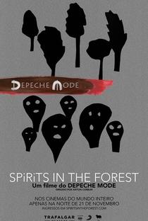 Assistir Depeche Mode: Spirits in the Forest Online Grátis Dublado Legendado (Full HD, 720p, 1080p) | Anton Corbijn | 2019