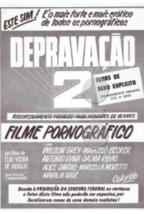 Assistir Depravação II Online Grátis Dublado Legendado (Full HD, 720p, 1080p)   Élio Vieira de Araújo   1982