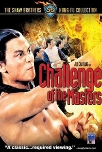 Assistir Desafio de Mestres Online Grátis Dublado Legendado (Full HD, 720p, 1080p) | Chia-Liang Liu | 1976