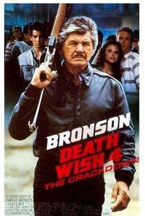 Assistir Desejo de Matar 4: Operação Crackdown Online Grátis Dublado Legendado (Full HD, 720p, 1080p)   J. Lee Thompson   1987