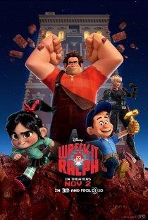Assistir Detona Ralph Online Grátis Dublado Legendado (Full HD, 720p, 1080p) | Rich Moore | 2012