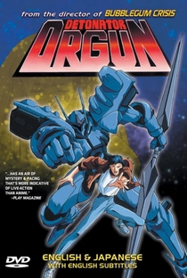 Assistir Detonator Orgun Online Grátis Dublado Legendado (Full HD, 720p, 1080p) | Masami Obari | 1991