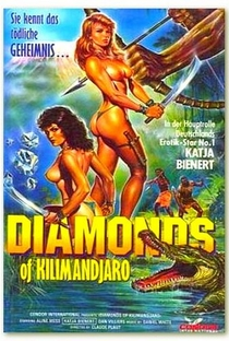 Assistir Diamonds of Kilimandjaro Online Grátis Dublado Legendado (Full HD, 720p, 1080p)   Jesús Franco (I)