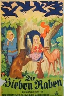 Assistir Die sieben Raben Online Grátis Dublado Legendado (Full HD, 720p, 1080p) | Ferdinand Diehl | 1937