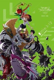 """Assistir Digimon Adventure tri. - Parte 2: """"Determinação"""" Online Grátis Dublado Legendado (Full HD, 720p, 1080p)   Keitaro Motonaga   2016"""