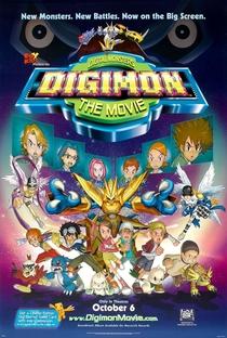 Assistir Digimon: O Filme Online Grátis Dublado Legendado (Full HD, 720p, 1080p) | Mamoru Hosoda