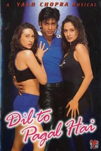 Assistir Dil To Pagal Hai Online Grátis Dublado Legendado (Full HD, 720p, 1080p) | Yash Chopra | 1997