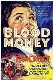 Assistir Dinheiro de Sangue Online Grátis Dublado Legendado (Full HD, 720p, 1080p) | Rowland Brown | 1933