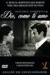 Assistir Dio, Come Ti Amo! Online Grátis Dublado Legendado (Full HD, 720p, 1080p) | Miguel Iglesias (I) | 1966