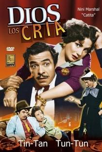 Assistir Dios los cría Online Grátis Dublado Legendado (Full HD, 720p, 1080p) | Gilberto Martínez Solares | 1953
