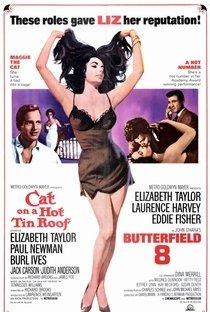 Assistir Disque Butterfield 8 Online Grátis Dublado Legendado (Full HD, 720p, 1080p) | Daniel Mann (I) | 1960