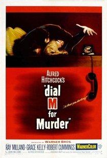 Assistir Disque M Para Matar Online Grátis Dublado Legendado (Full HD, 720p, 1080p) | Alfred Hitchcock (I) | 1954