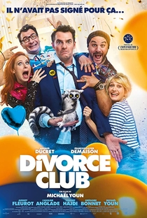 Assistir Divorce Club Online Grátis Dublado Legendado (Full HD, 720p, 1080p)   Michaël Youn   2020