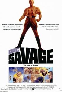 Assistir Doc Savage: O Homem de Bronze Online Grátis Dublado Legendado (Full HD, 720p, 1080p) | Michael Anderson (I) | 1975