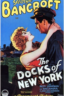 Assistir Docas de Nova York Online Grátis Dublado Legendado (Full HD, 720p, 1080p) | Josef von Sternberg | 1928