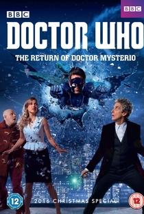 Assistir Doctor Who: The Return Of Doctor Mysterio Online Grátis Dublado Legendado (Full HD, 720p, 1080p) | Edward Bazalgette | 2016