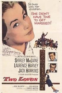 Assistir Dois Amores Online Grátis Dublado Legendado (Full HD, 720p, 1080p) | Charles Walters (I) | 1961