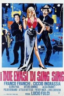 Assistir Dois fugitivos de sing-sing Online Grátis Dublado Legendado (Full HD, 720p, 1080p) | Lucio Fulci | 1964