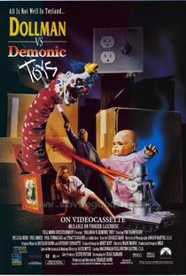 Assistir Dollman Contra os Brinquedos Diabólicos Online Grátis Dublado Legendado (Full HD, 720p, 1080p) | Charles Band | 1993