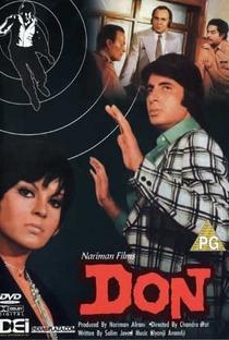 Assistir Don Online Grátis Dublado Legendado (Full HD, 720p, 1080p) | Chandra Barot | 1978