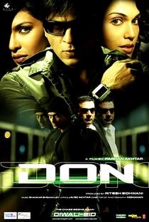 Assistir Don Online Grátis Dublado Legendado (Full HD, 720p, 1080p) | Farhan Akhtar | 2006