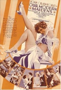 Assistir Donzelas de Hoje Online Grátis Dublado Legendado (Full HD, 720p, 1080p) | Jack Conway (I) | 1929