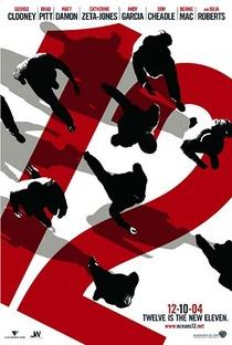 Assistir Doze Homens e Outro Segredo Online Grátis Dublado Legendado (Full HD, 720p, 1080p) | Steven Soderbergh | 2004