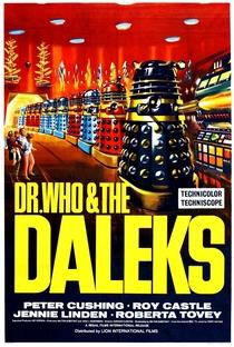 Assistir Dr. Who e a Guerra dos Daleks Online Grátis Dublado Legendado (Full HD, 720p, 1080p) | Gordon Flemyng | 1965