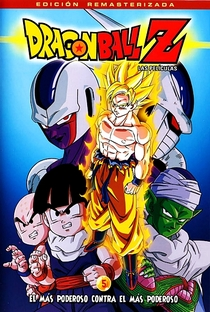 Assistir Dragon Ball Z 5: Uma Vingança Para Freeza Online Grátis Dublado Legendado (Full HD, 720p, 1080p) | Mitsuo Hashimoto | 1991