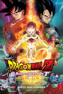 Assistir Dragon Ball Z: O Renascimento de Freeza Online Grátis Dublado Legendado (Full HD, 720p, 1080p) | Tadayoshi Yamamuro | 2015
