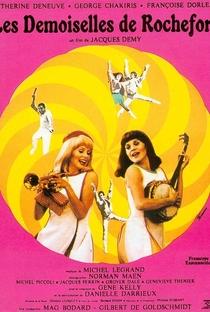 Assistir Duas Garotas Românticas Online Grátis Dublado Legendado (Full HD, 720p, 1080p) | Jacques Demy | 1967