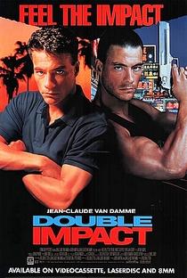 Assistir Duplo Impacto Online Grátis Dublado Legendado (Full HD, 720p, 1080p) | Sheldon Lettich | 1991