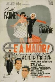 Assistir É a Maior Online Grátis Dublado Legendado (Full HD, 720p, 1080p) | Carlos Manga | 1958