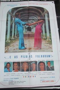 Assistir E as Pilulas Falharam Online Grátis Dublado Legendado (Full HD, 720p, 1080p) | Carlos Alberto Almeida | 1976