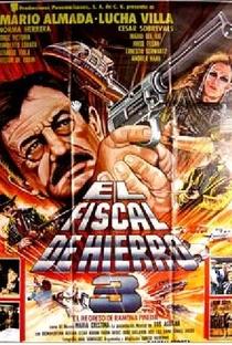 Assistir El Fiscal de Hierro 3 Online Grátis Dublado Legendado (Full HD, 720p, 1080p) | Damián Acosta Esparza | 1992