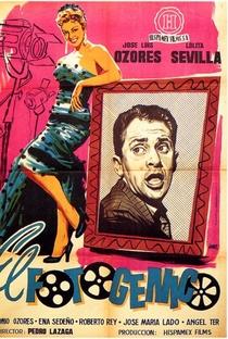 Assistir El Fotogénico Online Grátis Dublado Legendado (Full HD, 720p, 1080p) | Pedro Lazaga (I) | 1958