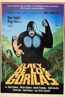 Assistir El Rey de los Gorilas Online Grátis Dublado Legendado (Full HD, 720p, 1080p) | René Cardona Jr. | 1977