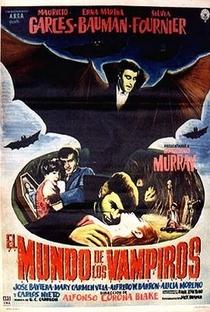 Assistir El mundo de los vampiros Online Grátis Dublado Legendado (Full HD, 720p, 1080p) | Alfonso Corona Blake | 1961